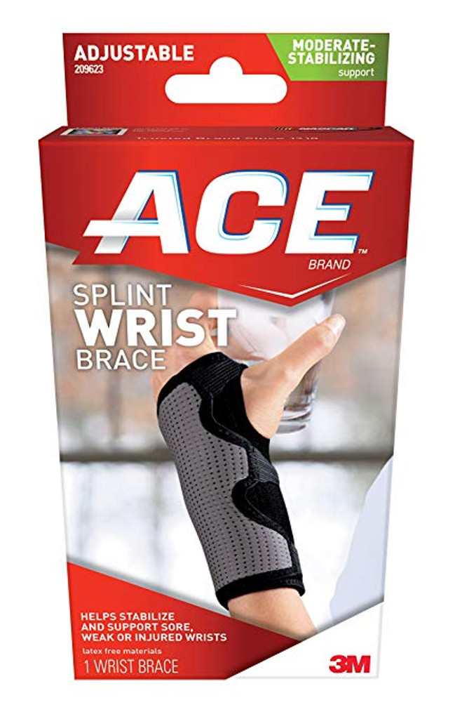 ACE_Splint_Wrist_Brace_Reversible_One_Size_Adjustable_America's_Most_Trusted_Brand_of_Braces_and_Supports_Money_Back_Satisfaction_Guarantee_1