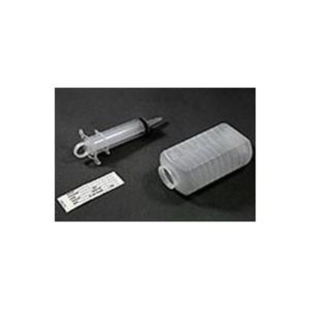 Amsino AMSure® Piston Irrigation Kit, Resealable IV Pole Bag