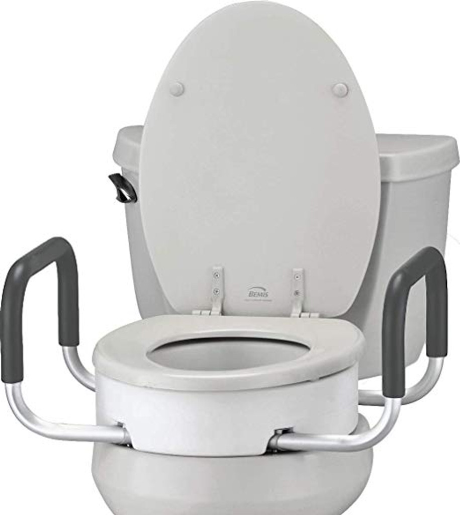 Nova Toilet Seat Elevator With Arms Elongated
