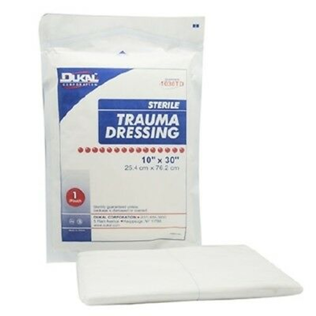 McK_Dukal_Trauma_Dressing_NonWoven_10_30_Inch_Case_of_251