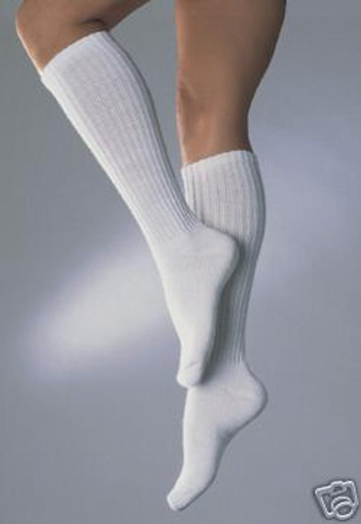 Jobst Knee High Sensifoot Diabetic Support Socks