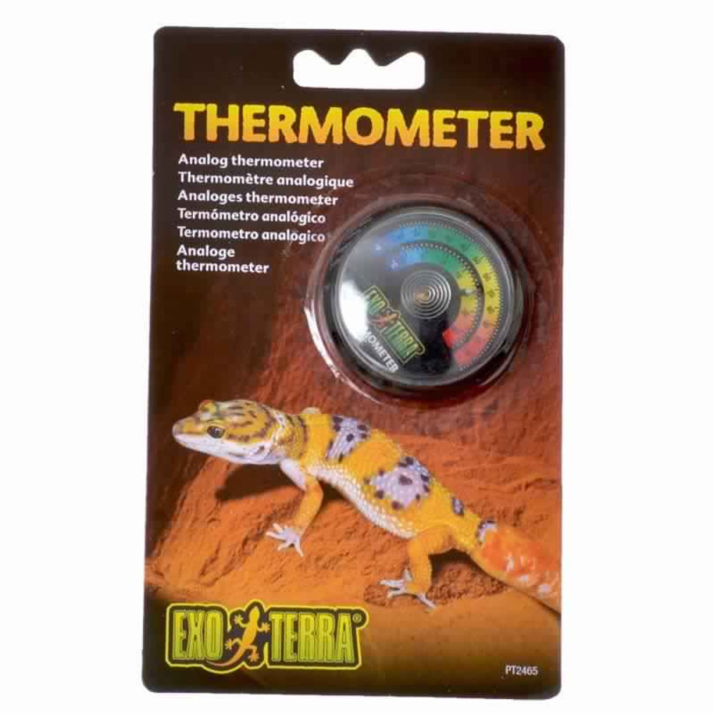 LM Exo-Terra Rept-O-Meter Reptile Thermometer Reptile Thermometer