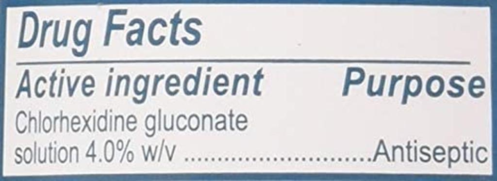 Hibiclens Antiseptic Skin Cleanser Chlorhexidine Gluconate Solution 4.0% 16 fl oz