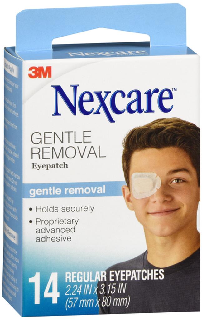 Nexcare Sensitive Skin Opticlude Eyepatch 14 Count