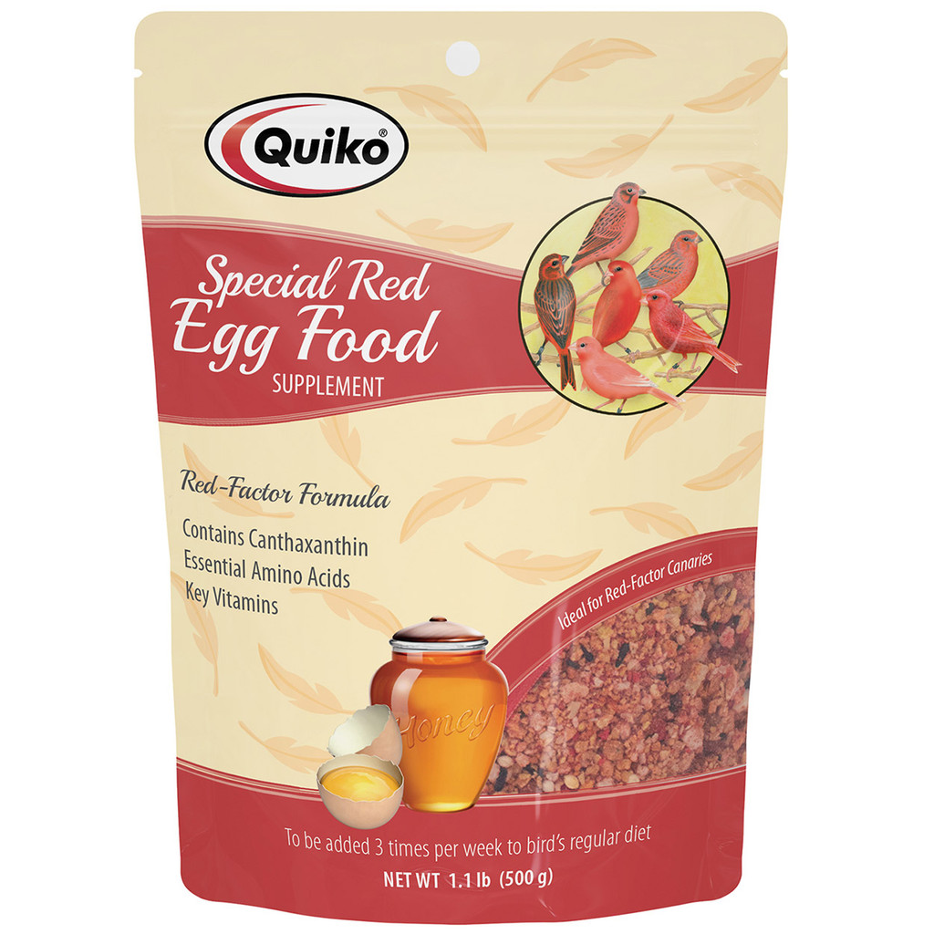 RA  Special Red Egg Food Supplement - 1.1 lb
