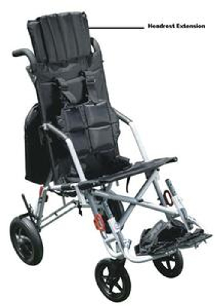 Drive Headrest Extension for Trotter Mobility Chair