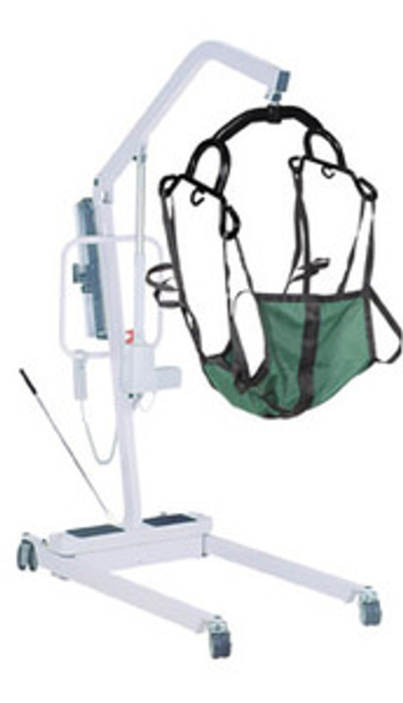Drive Bariatric Battery Powered Patient Lift with Six Point Cradle
