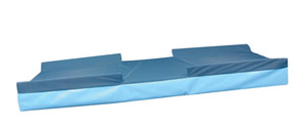 "Drive Secur-Matt Foam Mattress with Elevated Perimeter and Cut-Out 36"" x 80"" x 6"""