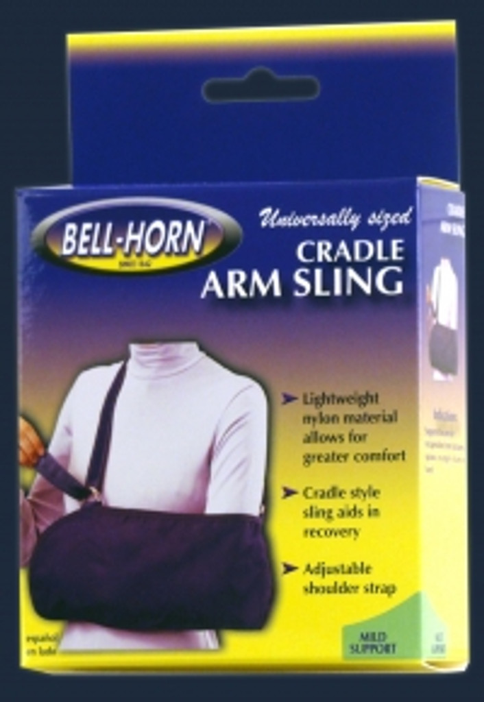 Bell-Horn Universally Sized Cradle Arm Sling