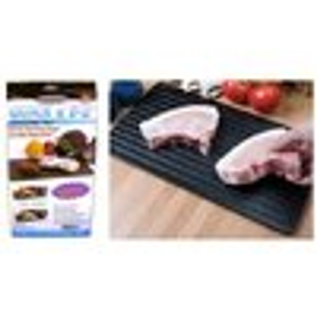 Gourmet Trends Quick and Easy Defrosting Tray