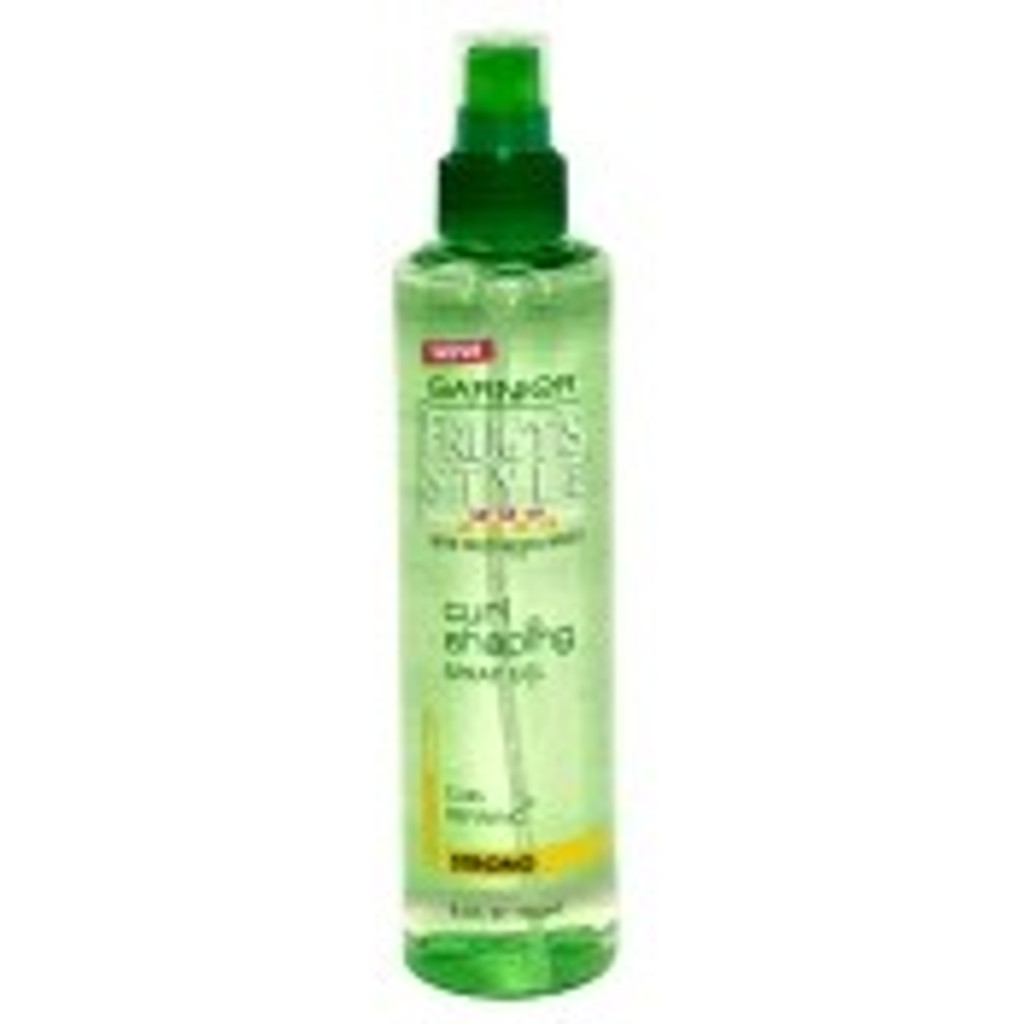 Garnier Fructis Style Curl Shaping Spray Gel Strong 8.5oz