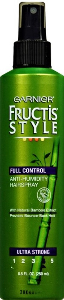 Garnier Fructis Style Full Control Anti Humidity Hairspray Non-Aerosol Ultra Strong 8.5oz