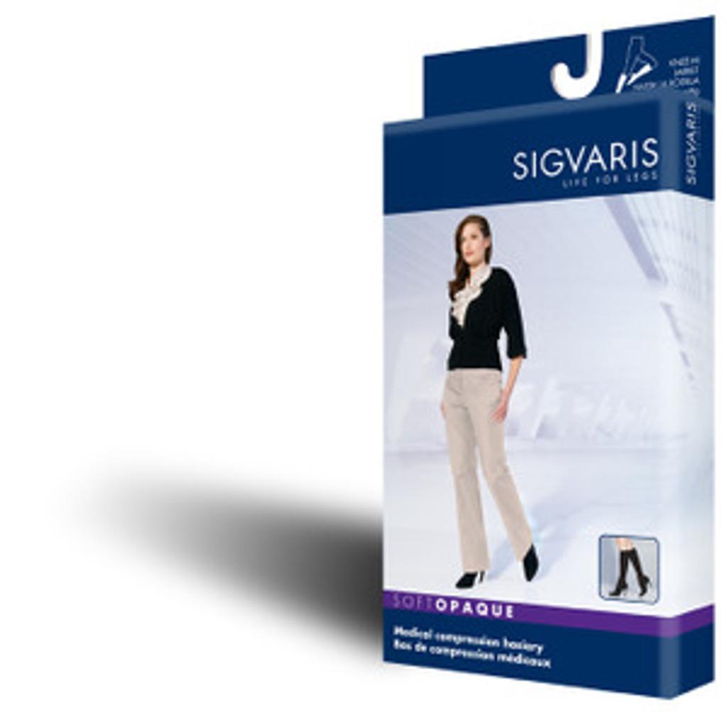 5231e056335 Sigvaris 842C Soft Opaque 20-30 mmHg Open Toe Knee High Compression -  drugsupplystore.com