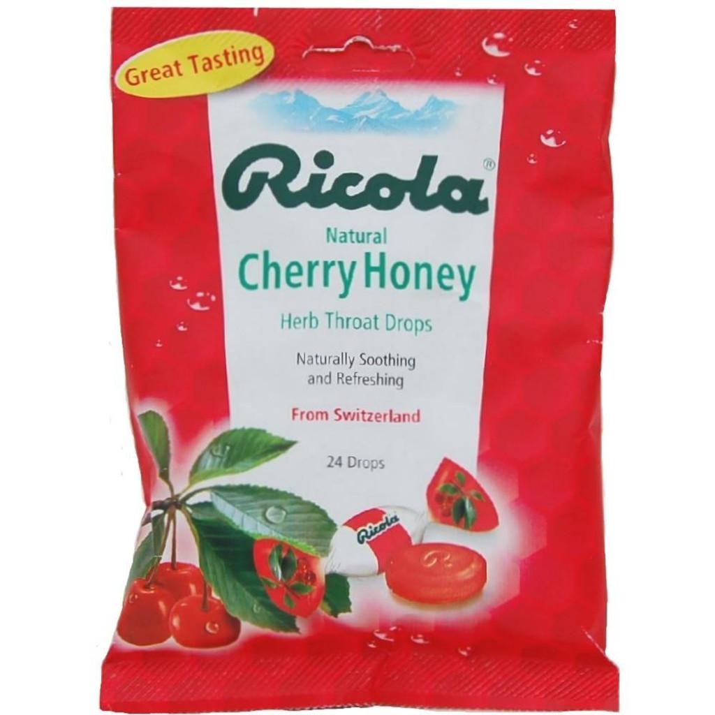 RICOLA BAG CHERRY HONEY 24CT