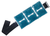 TheraPearl Back Wrap, Reusable Hot Cold Therapy Pack with Gel Beads