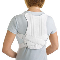 Bell-Horn Posture Control Brace, Universal size, White