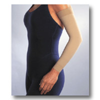 "Jobst 20-30 mmHg Armsleeve with 2"" Silicone Top Band"