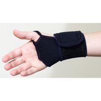 BODY SPORT NEOPRENE WRIST SUPPORT WITH THUMB LOOP