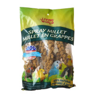 Living World Spray Millet 7 oz (12 Pack)