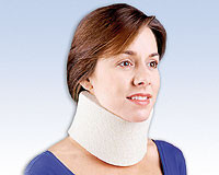 Foam Universal Cervical Collar with microban
