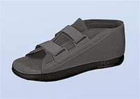 C3 Post Op Shoe with Microban