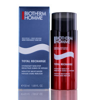 BIOTHERM HOMME/TOTAL RECHARGE NON-STOP MOISTURIZER GEL 1.69 OZ (50 ML) FATIGUE SIGNS REDUCER
