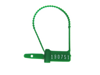 Cynch_Loks_Tamper_Evident_Seal_Numbered_Green_Plastic_6_Inch_Pack_of_1001