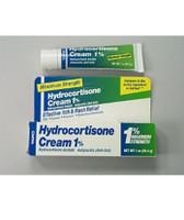 Taro Hydrocortisone 1% Cream with Aloe Vera Maximum Strength 1 Oz