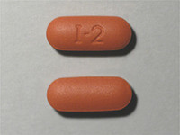 Major Ibuprofen 200mg Caplet Brown 50 Counts