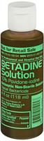 BETADINE SOLUTION 10% povidone-iodine TOPICAL SOLUTION 4OZ INST