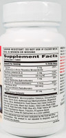 MAJOR Vitamin B-Complex with B-12 100 Tablets  Supports Health of the Nervous System