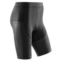 Mediven Medi CEP Men's Black Run Compression Shorts 3.0