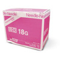 BD Needle Only 18 Gauge 1 inch