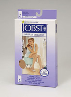 Jobst UltraSheer Knee Highs OPEN TOE 30-40 mmHg