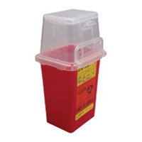 BD 1.5 Quart Nestable Sharps Collector 305487