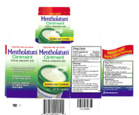 Mentholatum Ointment Jar review