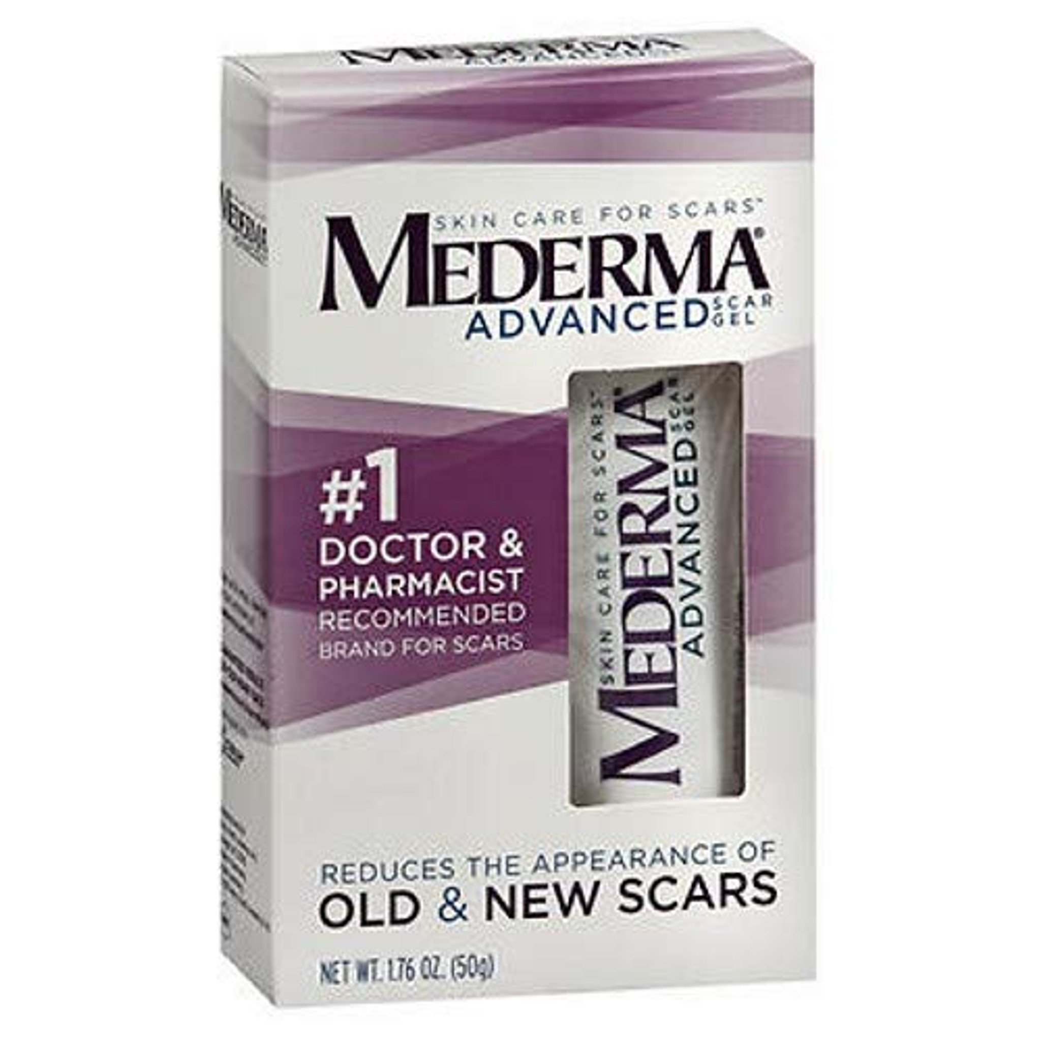Mederma Advanced Scar Gel 1 76 Oz 50 G Drugsupplystore Com
