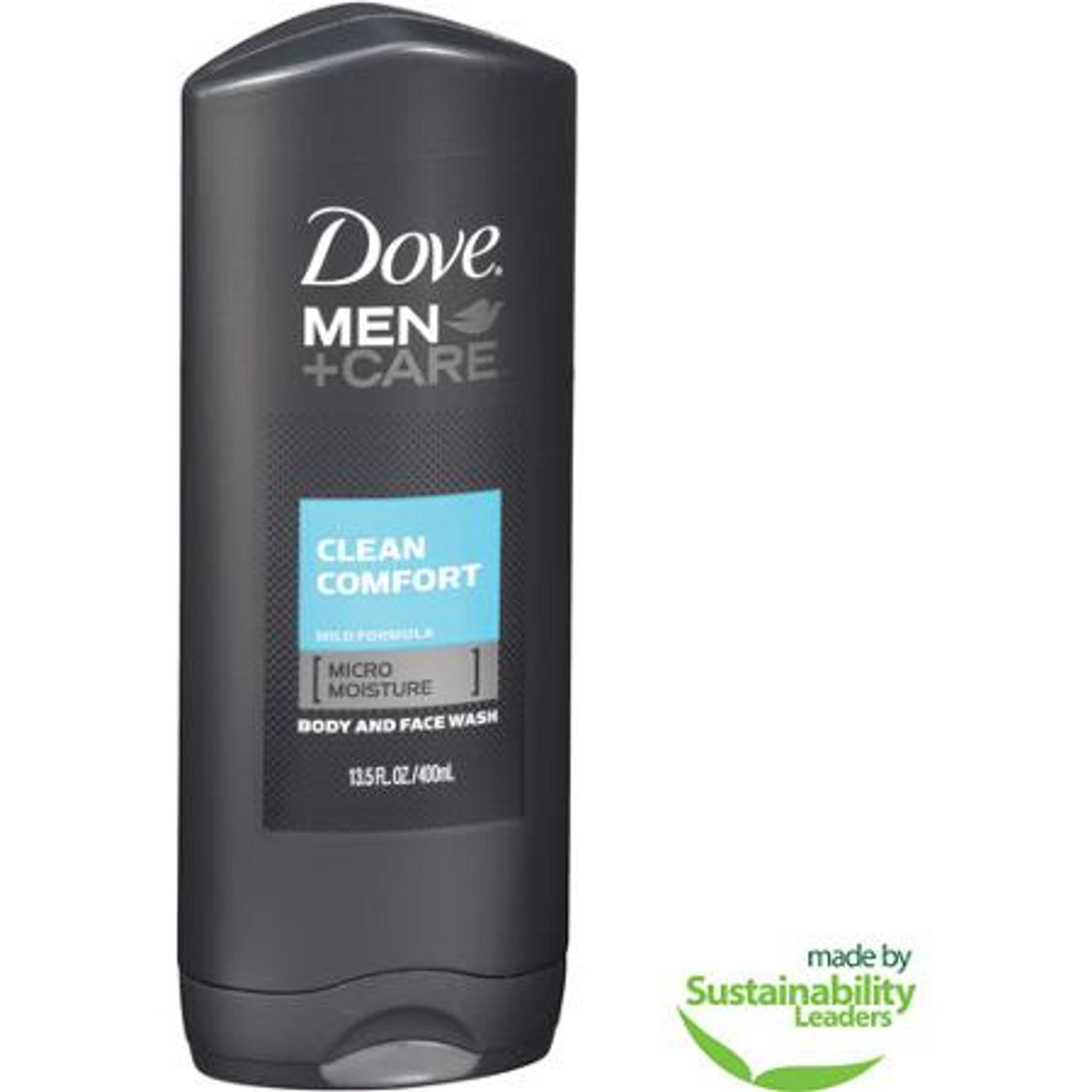 Dove Men Body Wash Clean Comfort 13 5oz Drugsupplystore Com