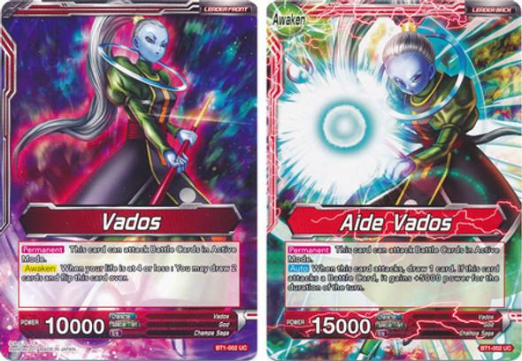 BT1-002 Vados/Aide Vados