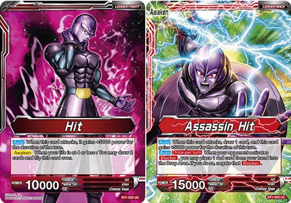 BT1-003 Hit/Assassin Hit