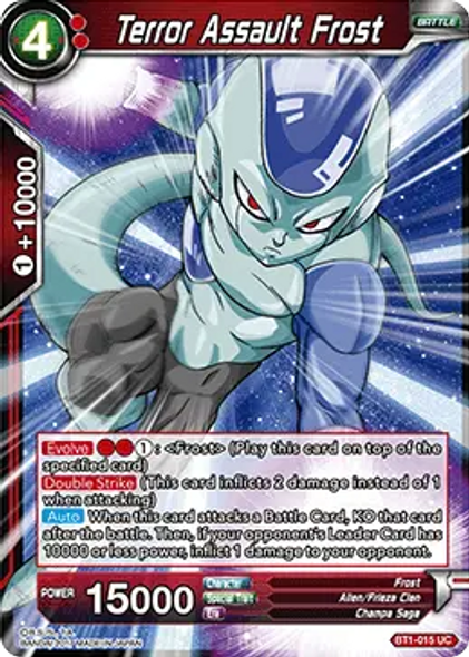 BT1-015 Terror Assault Frost