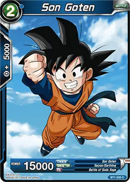 BT1-035 Son Goten