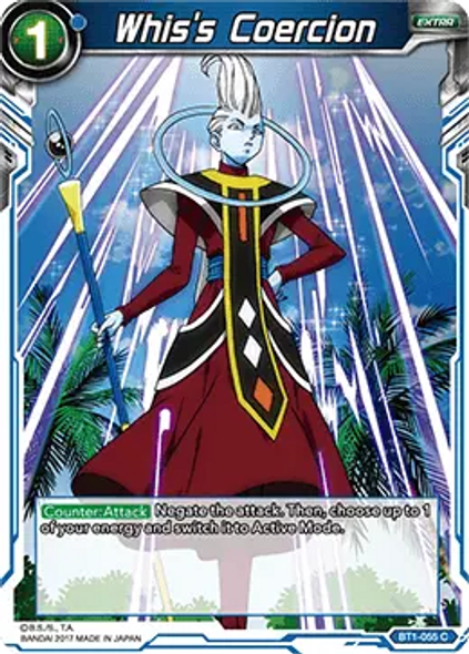 BT1-055 Whis's Coercion