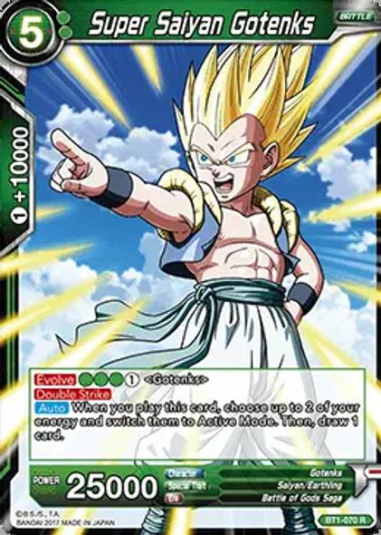 BT1-070 Super Saiyan Gotenks