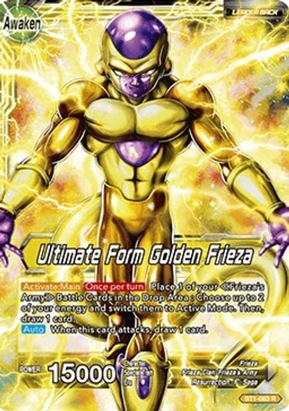 BT1-083 Frieza/Ultimate Form Golden Frieza