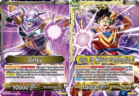 BT1-085 Ginyu/Ginyu, The Malicious Transformation