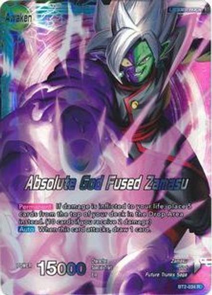 BT2-034 Fused Zamasu/Absolute God Fused Zamasu