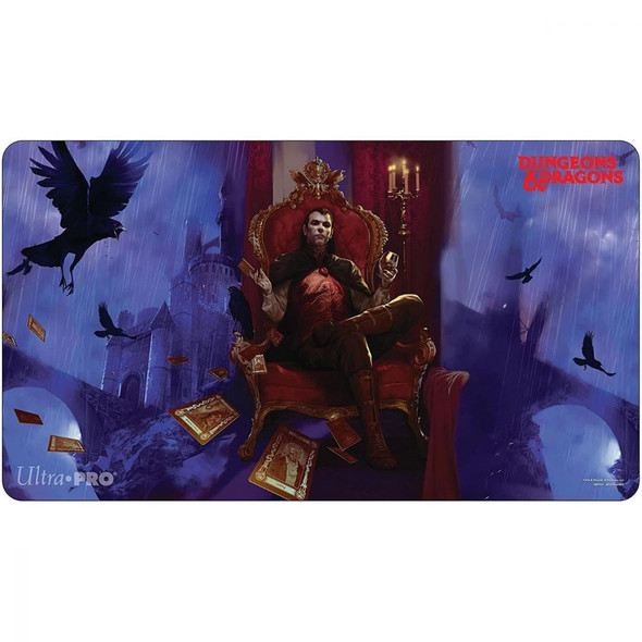 Dungeons and Dragons Count Strahd von Zarovich Playmat