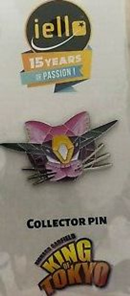 King of Tokyo Cyber Kitty Pin