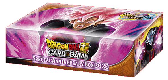 Dragon Ball Super Draft 06 - Giant Force Storage Box
